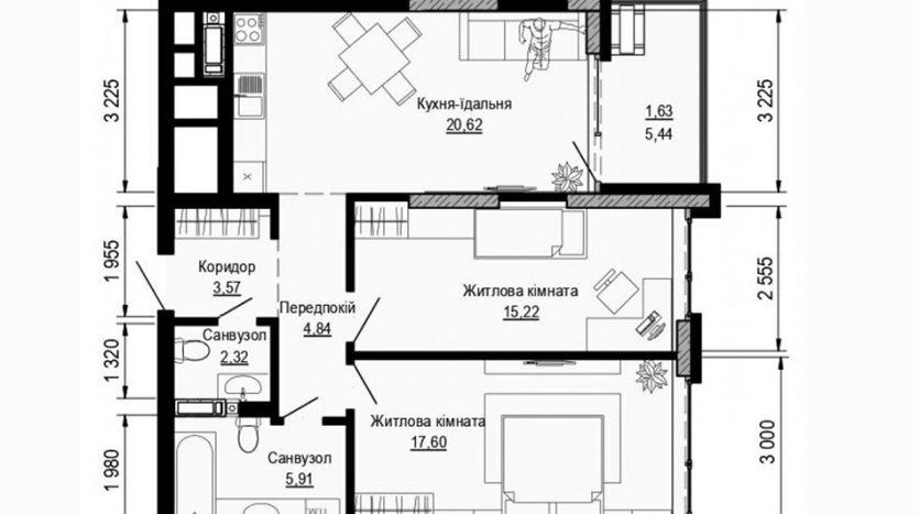продаж квартири