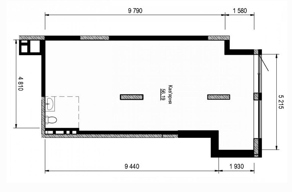 План приміщення